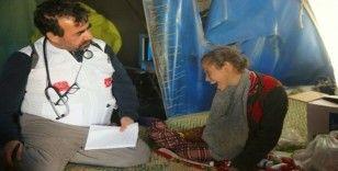 Türk doktorlardan Suriye'ye sağlık desteği