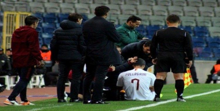 Başakşehir - Roma maçında anons!
