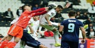 Beşiktaş: 2  - Slovan Bratislava: 1