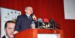 'Birinci iddiamız yeniden güçlü Türkiye'yi kurmak'