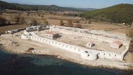 Tarihi Osmanlı kalesinin 200 yıllık hikayesi yeniden canlanıyor