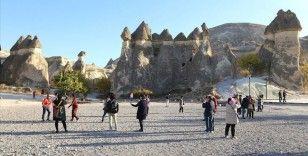 Türkiye 41 milyon yabancı ziyaretçiyi ağırladı