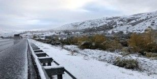 Doğu Anadolu Bölgesinde karla karışık yağmur etkili olacak
