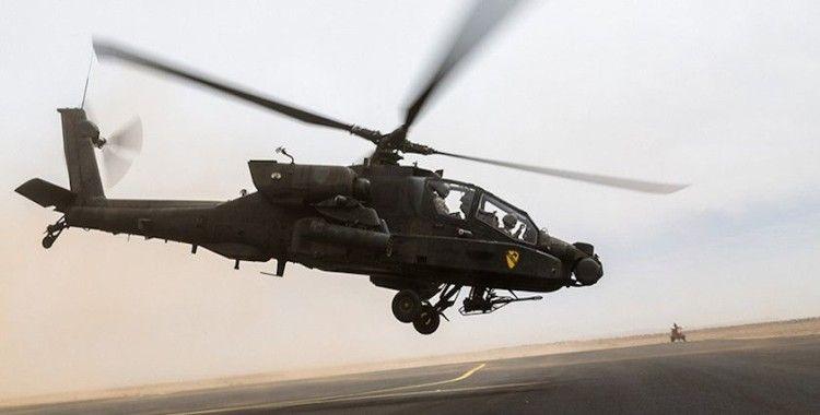 Husiler: 'Suudi Arabistan'a ait askeri helikopteri düşürdük'