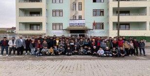 Elazığ Belediyespor'dan Kuran Kursu ziyareti