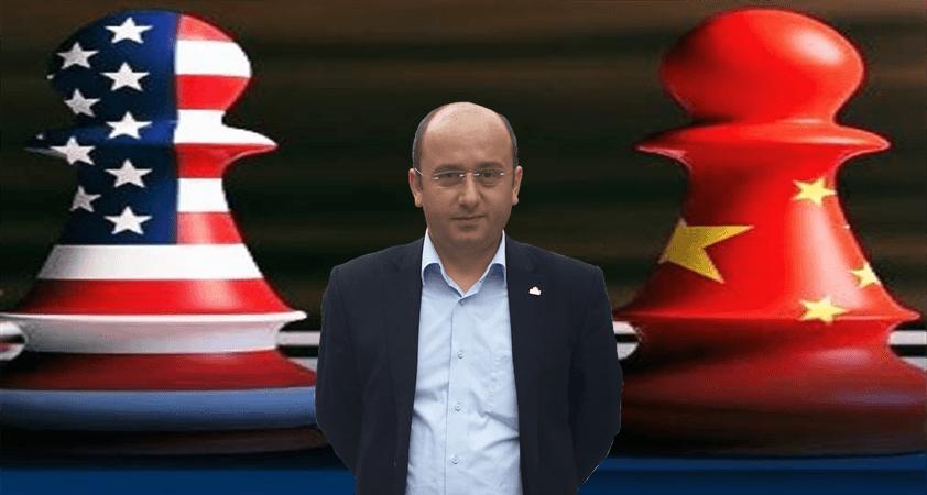 Eyyy Amerika! çek o pis ellerini Doğu Türkistan üzerinden (!)