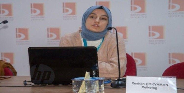 'Madde Bağımlılığı ve Korunma Yöntemleri' konferansta anlatıldı