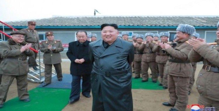 Kuzey Kore, çoklu roket fırlatıcılarını test ettiğini duyurdu