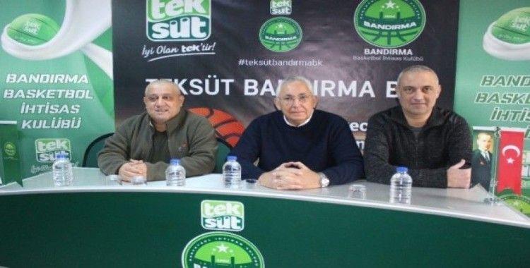 """Aydın Örs: """"Bandırma BK basketbolcu fabrikası gibi çalışıyor"""""""