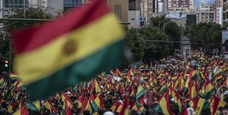 Bolivya'da geçici hükümet, önce ABD şimdi de İsrail ile anlaştı