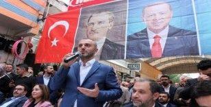 """AK Parti'li Kandemir: """"Türkiye, bazı ülkelerin terör devleti hayallerini yıktı"""""""