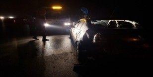 Tosya'da trafik kazası, 4 yaralı