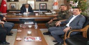 """İl Başkanı Altınsoy: """"Aksaray Türkiye'nin en huzurlu şehirlerinden biri"""""""