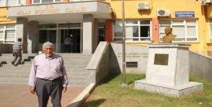 Vatansever Mustafa Amca hayatını kaybetti