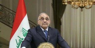 Irak Başbakanı Abdülmehdi istifasını Meclise sundu