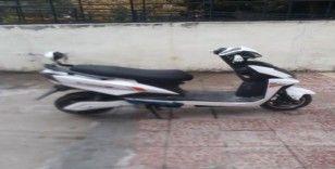 Nizip'te motorsiklet hırsızı yakalandı