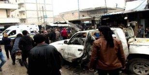 Cerablus'ta bombalı saldırı: 5 yaralı