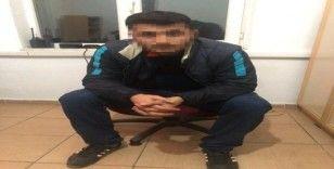 Kastamonu'da cezaevi firarisi kahvehanede yakalandı