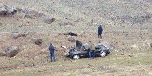 Elazığ'da astsubay kazada hayatını kaybetti