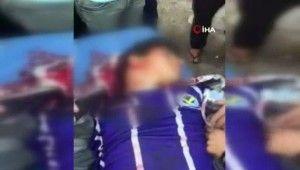 Irak'ta öldükten sonra annesi arayan genç gösterilerin simgesi oldu
