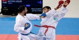 Karate 1 Premier Lig'de Türk sporculardan 7 madalya