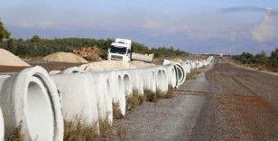 Döşemealtı'nın kanalizasyon sorunu çözülüyor