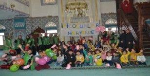 'Çocuklar camide buluşuyor' etkinliği