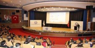 Rektör-Öğrenci Danışma Kurulu ilk toplantısını gerçekleştirdi