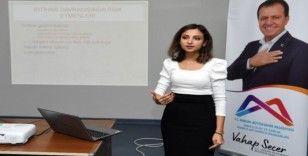 Mersin'de intihar olaylarına karşı farkındalık eğitimi