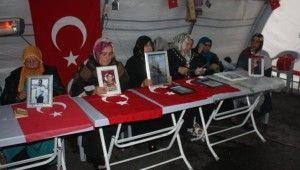 HDP önündeki ailelerin evlat nöbeti 91. gününde devam ediyor