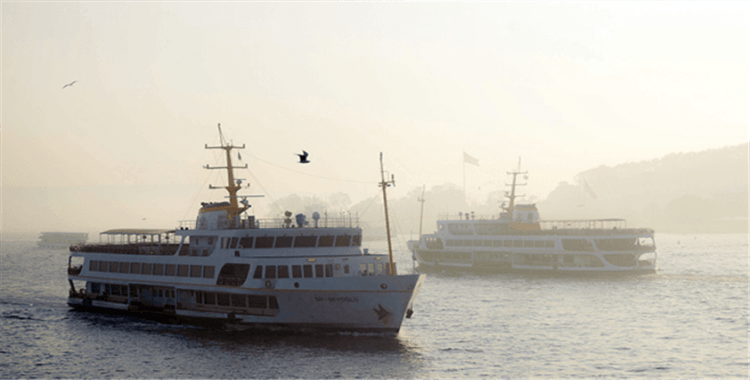 İstanbul'un trafik kaosuna deniz ulaşımı ile son verilebilir