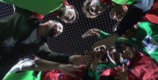 Denizli Engelliler Spor Kulübü şampiyonluk yolunda