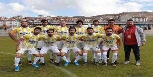 Nevşehir 1.Amatör Ligde ilk devre sona erdi