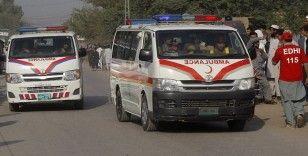 Pakistan'da gaz tüpü patladı: 3 ölü