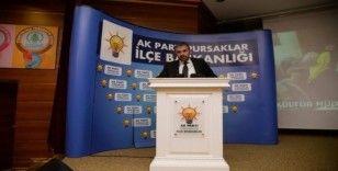 AK Parti Pursaklar İlçe Danışma Toplantısı yapıldı