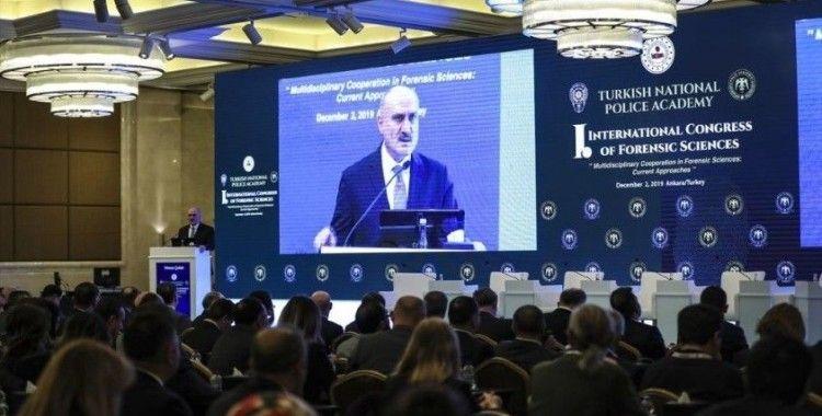 Polis Akademisi Başkanı Çolak, 'Adli bilimler suçu önlemede kullanılan en önemli araç'
