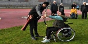 Karesi'de engelsiz spor şenlikleri