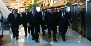 Bakan Pakdemirli Azerbaycan'da
