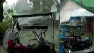 Filipinler'i Kammuri tayfunu vurdu