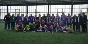 Personel turnuvasında şampiyon Sağlık Kültür ve Spor Daire Başkanlığı