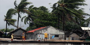 Filipinler'de ölü sayısı 3'e yükseldi