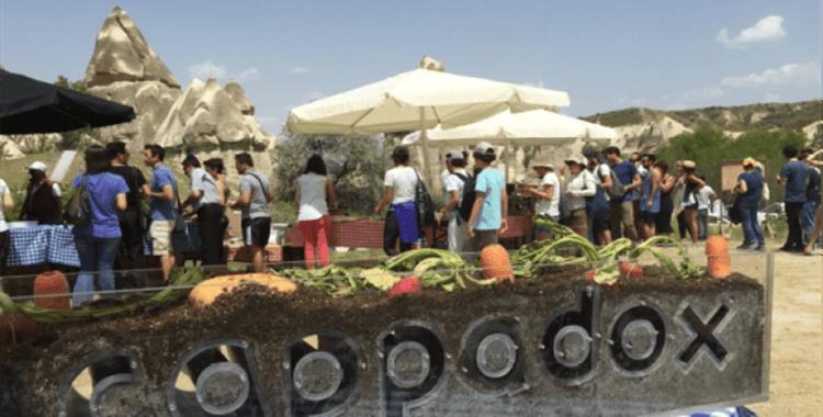 Hayal gücümüz kadar cesur: Cappadox 2017