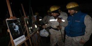 Gazetecilerden 'Dünya Madenciler Günü'nde bir ilk