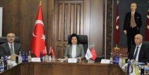 GEKA'nın 123. Yönetim Kurulu toplantısı Aydın'da yapıldı