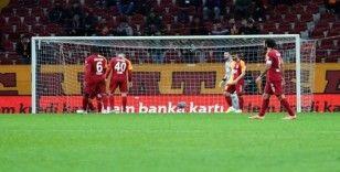 Galatasaray 4 maçtır kazanamıyor