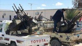 Libya Başkanlık Konseyi'ne saldırı