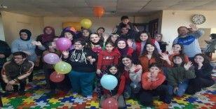 Özel öğrencilerle 'Mutlu Çarşamba' etkinliği