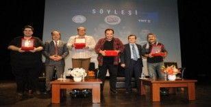 """""""80'ler dizisi oyuncuları BEÜ'de"""