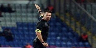 Kayserispor-Çaykur Rizespor maçı hakemleri açıklandı