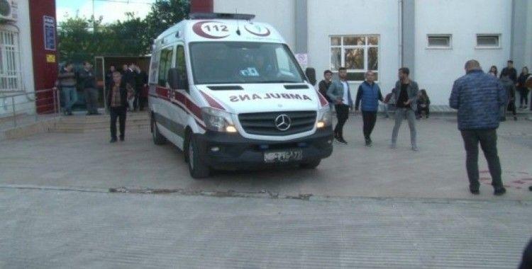 Antalya'da öğrencilerin bıçaklı kavgası: 1 yaralı